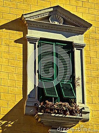 Mittelmeerfenster