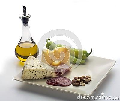 Mittelmeernahrung