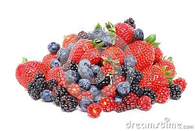 Mix Of Berries