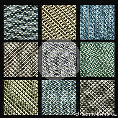 Mix cloth texture