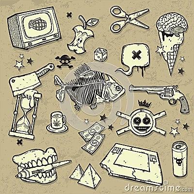 MIX of design elements