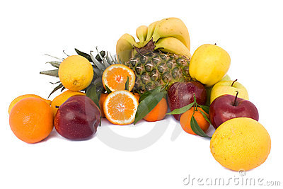 Mix Of Fruits