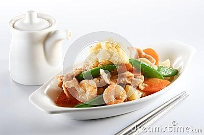 Mix Vegetable Dish