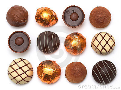 Mixed Chocolates