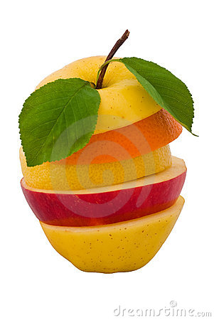 Free Mixed Fruit Royalty Free Stock Images - 15100859
