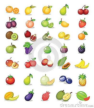 Free Mixed Fruit Stock Photos - 32732273