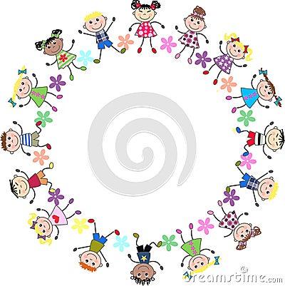 Free Mixed Kids Stock Photo - 15684060