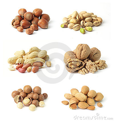 Free Mixed Nuts Royalty Free Stock Photography - 6694767