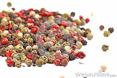 Mixed pepper