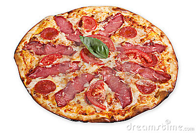 Mixed Pizza