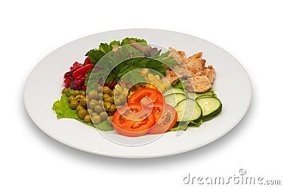 Mixed salad 2