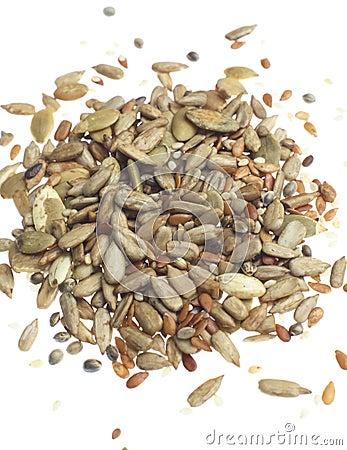 Free Mixed Seeds Stock Photo - 2673060