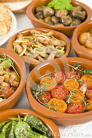 Mixed Tapas