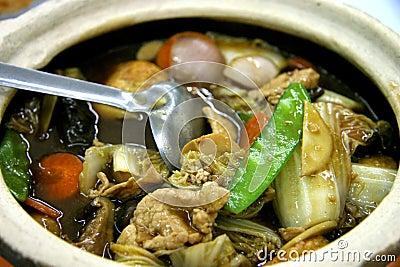 Hot Pot Vegetables | RM.