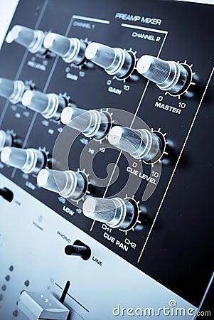 Mixer PreAmp