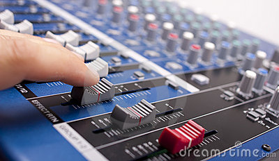 Mixing Faders
