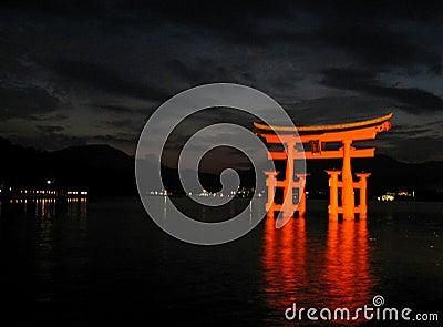 Miyajima Gate