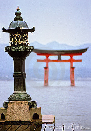 Miyajima temple