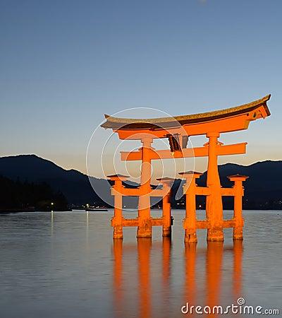 Miyajima Tori Gate