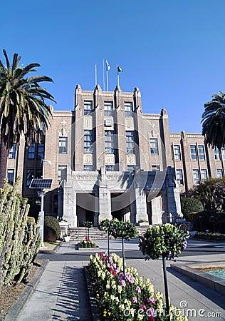 Miyazaki Prefecture Hall