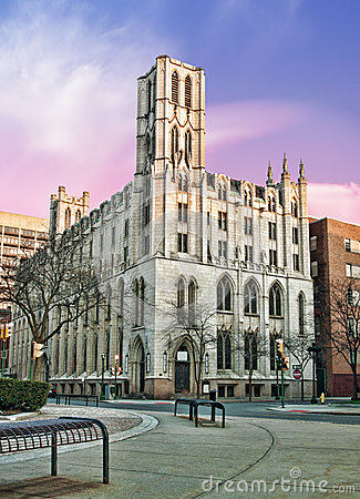 Mizpah tower, syracuse,new york
