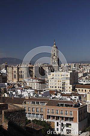 Málaga scenery