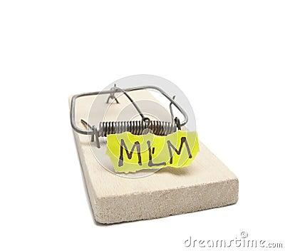 MLM risk concept