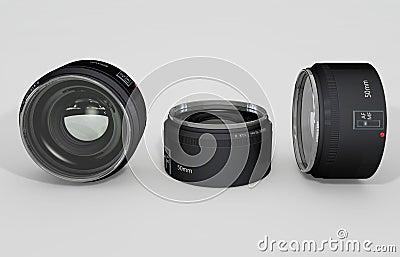 50mm lens