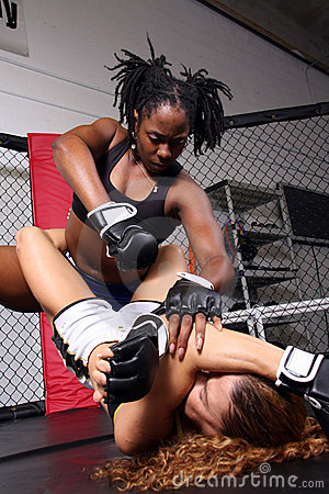 MMA Fighter Girls