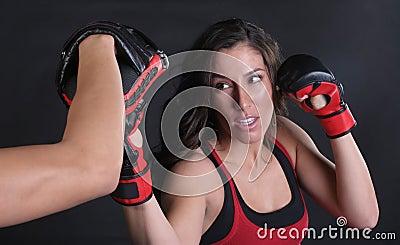 MMA Upper Cut