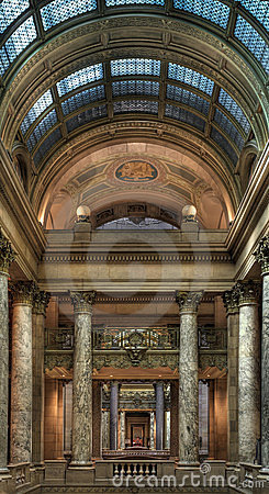 MN State Capitol Interior