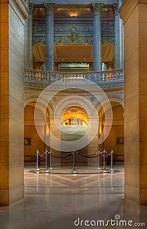 MN State Capitol Rotunda