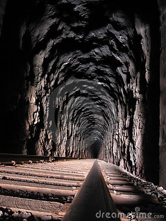 Free Moab Train Tunnel Stock Image - 16709911