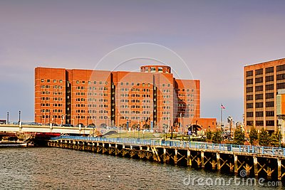 Moakley Courthouse Side View