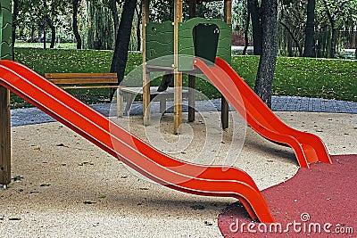 Mobília urbana para as crianças 3