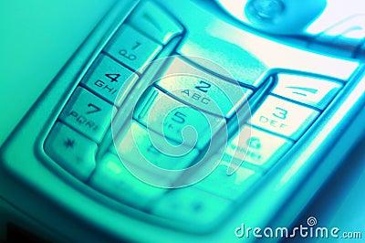 Mobiele knopen