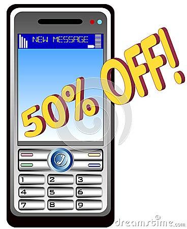 Mobil phone calling