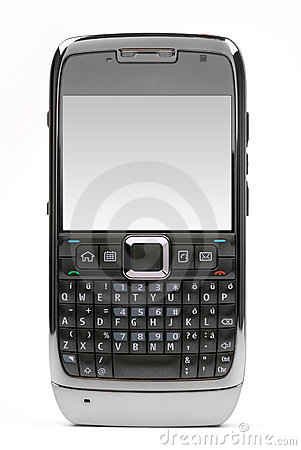 Mobil telefonsmartphone