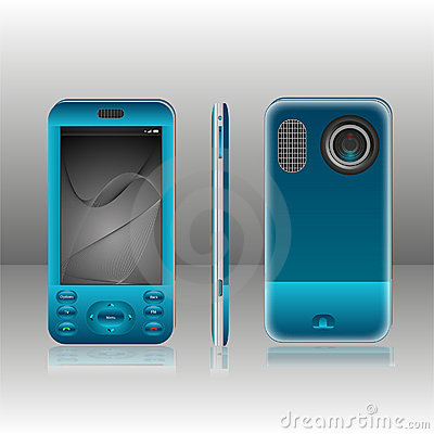Mobile Blue