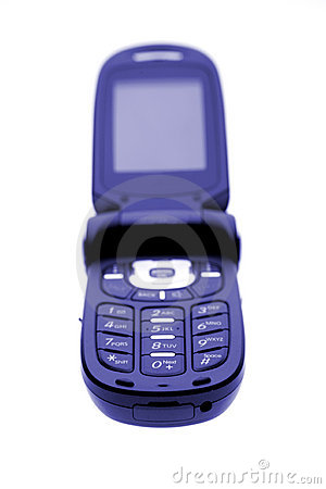 Mobile cellular phone
