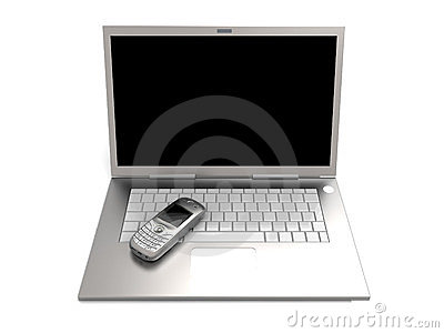 Mobile Communication Royalty Free Stock Photos - Image: 23417028