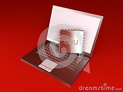 Mobile CPU