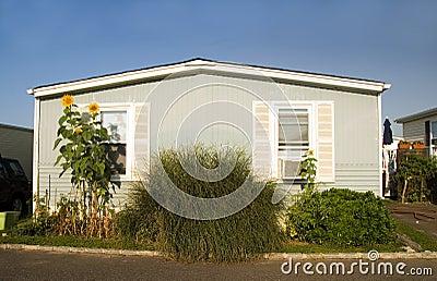 Mobile homes trailer park  oceanfront in Montauk L