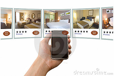 Mobile Hotel Booking