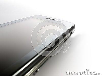 Mobile phone closeup