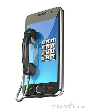Free Mobile Phone Concept Stock Photography - 17898262