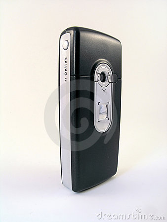 Mobile phone with digital camera
