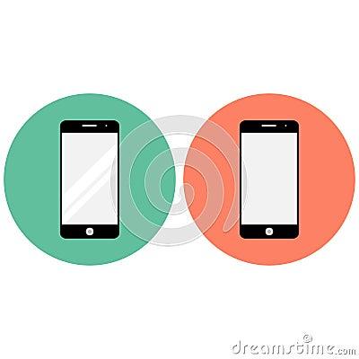 Free Mobile Phone Icon Royalty Free Stock Photos - 121854578