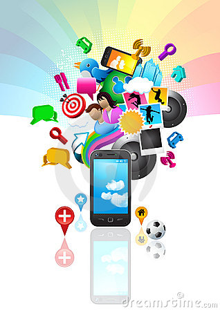 Free Mobile Phone Lifestyle Royalty Free Stock Image - 15117396