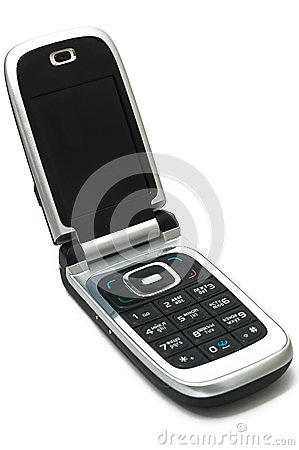 Mobile phone with russian keyboard